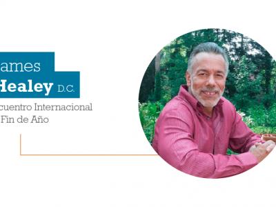 ¿De qué nos va a hablar James Healey? Encuentro Internacional de Fin de Año